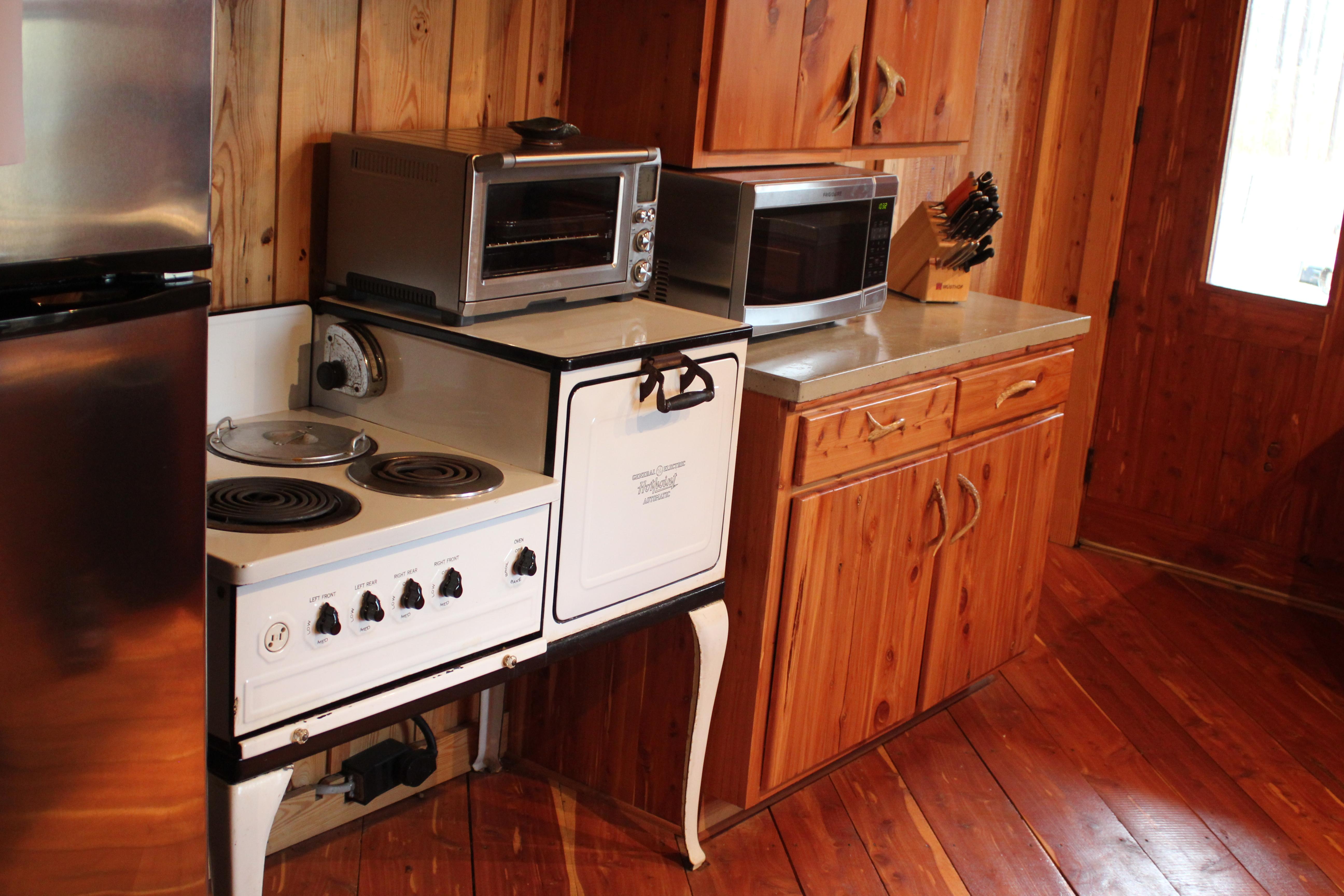 Cabin Kitchen Cabin Kitchen